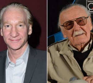 Fans Slammed Bill Maher Trash Comment For Late Stan Lee Comics