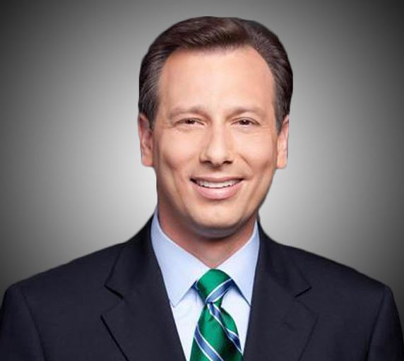 KLTA Anchor, Chris Burrous, Dies at 43