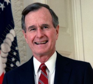 George HW Bush, 41st US President Dies at 94